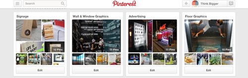 Click to Visit our Pinterest Gallery